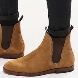 H Hudson London Mens Chelsea Boots 43